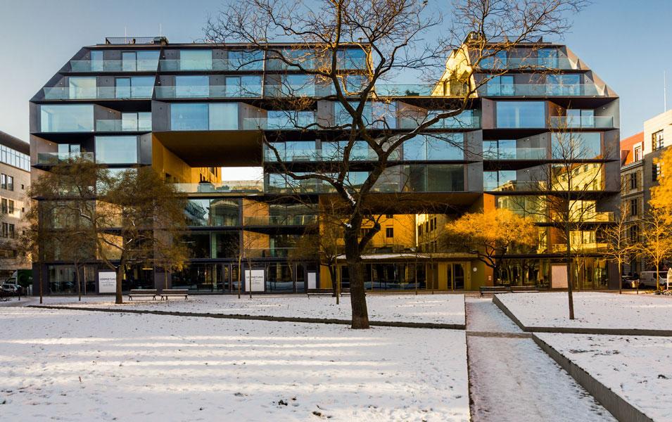 LUX Berlin Mitte : Architekturbüro Stefan Zielonkowski